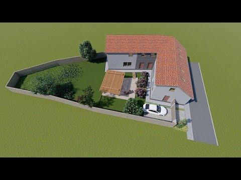 Video z << Prodej rodinného domu, 150 m2, Těšetice >>