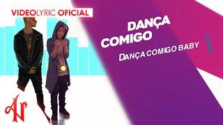 Letra de Baila conmigo I Dança Comigo -  Adexe & Nau (Video Lyric Oficial)
