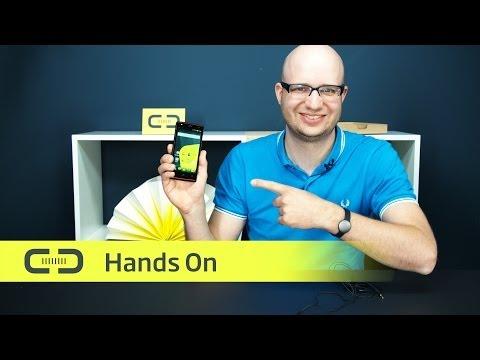 Acer Liquid E3 Plus im Hands-on | deutsch