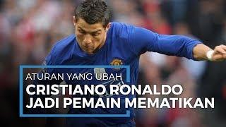 Aturan yang Menyusahkan CR7 di Manchester United, Mengubah Ronaldo Jadi Pemain Mematikan
