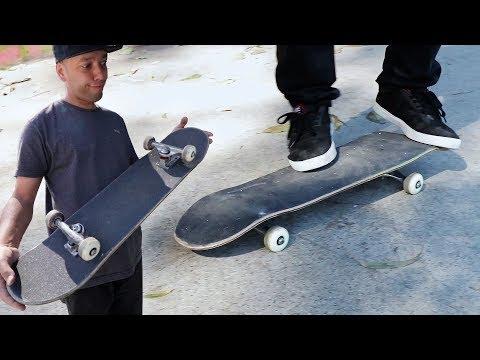 Invenções para Skatistas