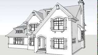 EUROPEAN HOUSE PLAN 1020-00157