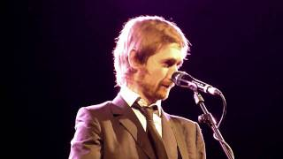 Neil Hannon (Divine Comedy) - Something For The Weekend, o2 Academy Oxford 2010
