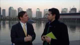 Interview De Michel Kampeneers - Responsable Asie De L'Awex