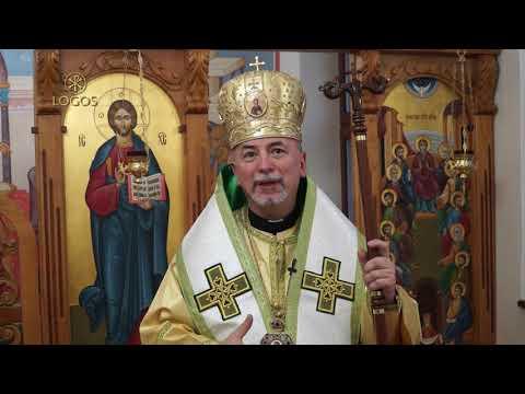 Príhovor vladyku Cyrila Vasiľa SJ k Sviatku Zoslania Svätého Ducha