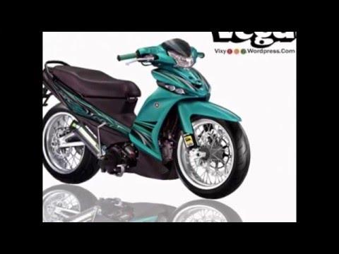 Video Modifikasi Motor vega r