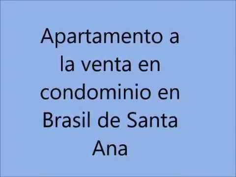 Imagen de Venta de Apartamentos en Brasil - Santa ana