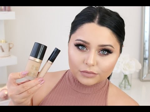 Too Faced Born This Way Foundation & Concealer | FIRST IMPRESSIONS REVIEW