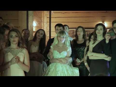 Шоу-програма на весілля, відео 1