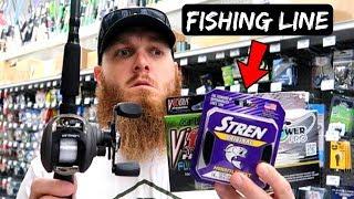 Which Fishing Line is BEST? (Braid vs Mono vs Fluro)