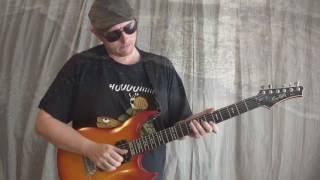 Biskaya (James Last - Clean Guitar Cover By Markus Botermann)