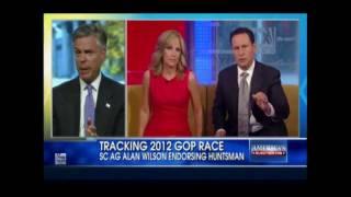 Fox Rips Huntsman On Global Warming thumbnail
