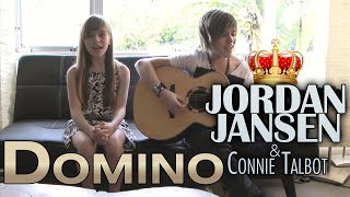 "Конни Талбот, ""Domino"" Jessie J - Acoustic Cover by Jordan Jansen & Connie Talbot"