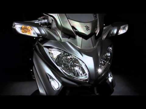 2016 Suzuki Burgman 650 ABS Executive