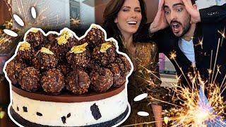 CHEESECAKE DE FERRERO, OREO Y NUTELLA ! DACOSTA'S BAKERY con BERTH OH
