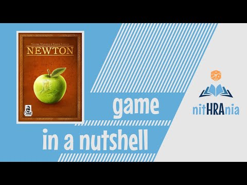 Game in a Nutshell - Newton (how to play)