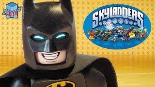 Skylanders casts The Lego Batman Movie