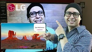 Lg 49 Inch Uhd 4k Smart Tv 2018 Free Online Videos Best Movies Tv
