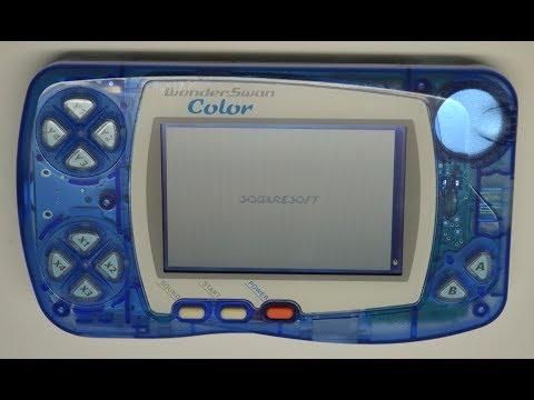 All Bandai WonderSwan Color Games - Every WonderSwan Color Game In One Video