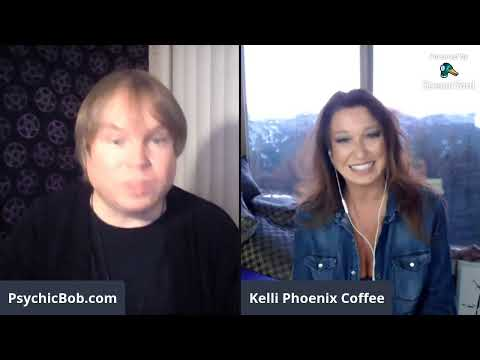 Sunday LIVE STREAM Hangout with Psychic Bob and Kelli Coffee!