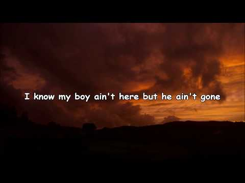 THE FATHER MY SON AND THE HOLY GHOST || CRAIG MORGAN || LYRICS