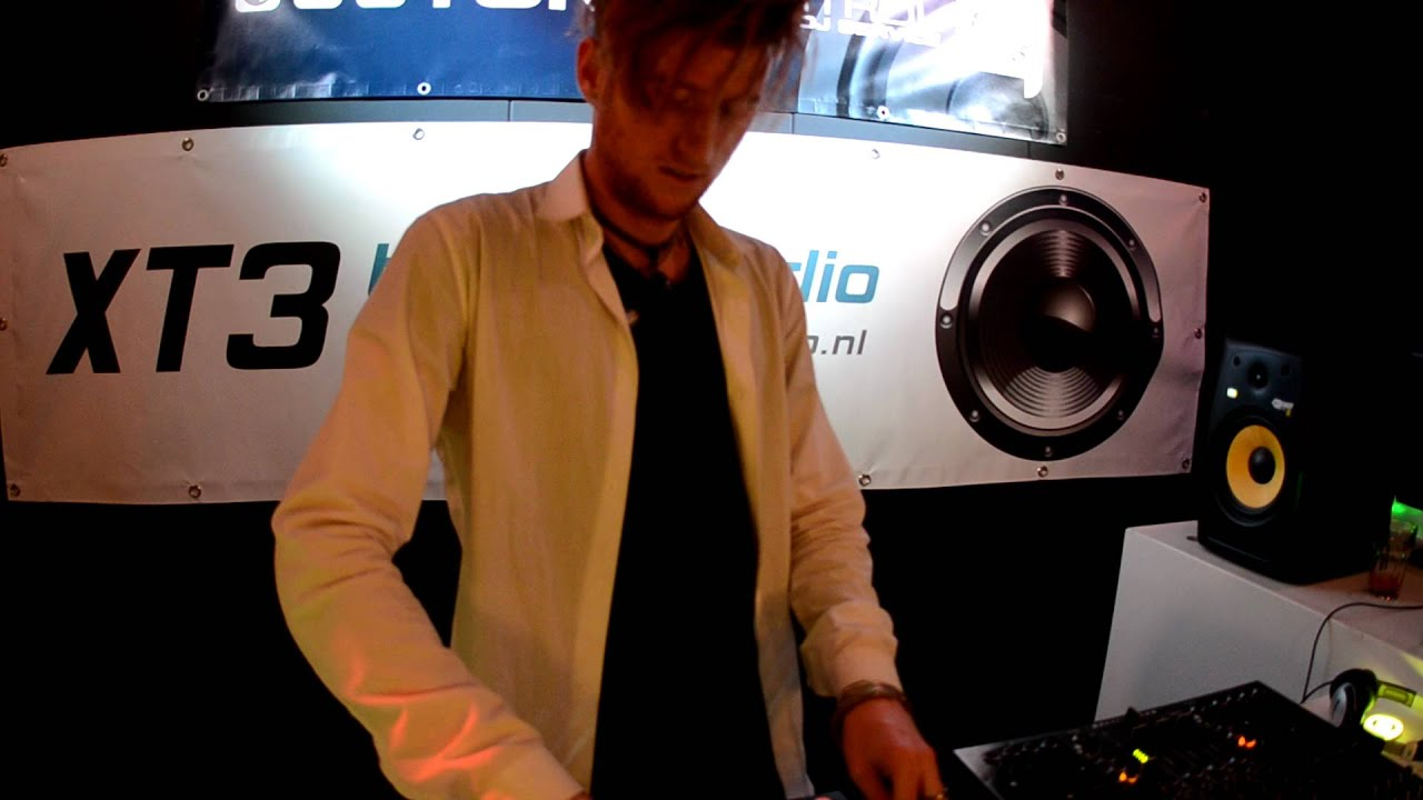 SHADED - Live @ ADE x XT3 radio 2012