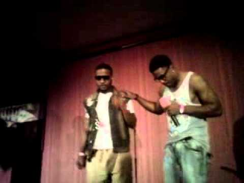 Santanieo performing live @A&T HOMECOMING