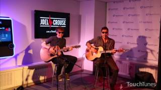 "Joel Crouse - ""Don't Tell Me"" Live at TouchTunes"