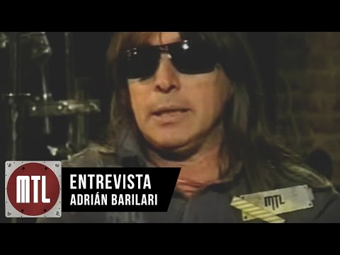Adrián Barilari video Sus inicios - MTL Temporada 1 - 2009