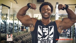 Breon Ansley's Pre-Contest Workout – Part 4