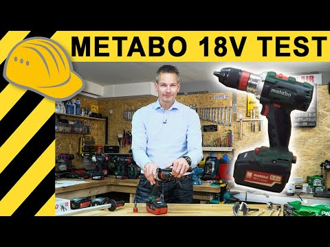Wahnsinn: 360NM! STÄRKSTER METABO AKKUSCHRAUBER TEST   BS 18 LTX BL QI Power X3   10x600 SPAX!