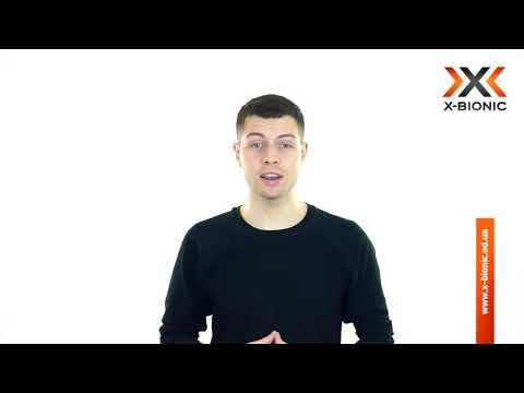 Видеообзор линейки термобелья X-Bionic® Moto Energizer™