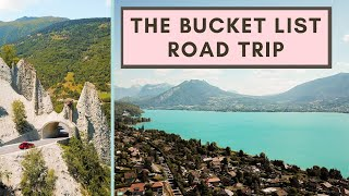 An 8-day French And Swiss Alps Road Trip, Europe