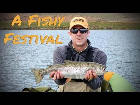 A Fly Fishing Festival