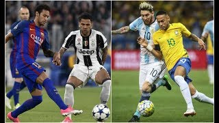 Download Video Neymar Jr Humiliating Teammates ● Humiliating  Messi, Dani Alves, Pique, Mascherano | HD MP3 3GP MP4