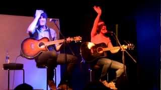 The Anthem - High Five (Acoustic) LIVE @ Live Forum [10.02.2013]