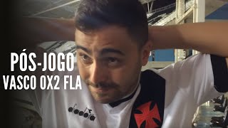 VASCO 0 X 2 FLAMENGO | COMPLICOU