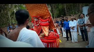 Kombilath Bhairavankottam theyyam 2020|Kannur|Theyyam|Thamburatti|Veeran #theyyam #godsowncountry