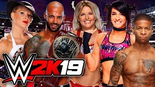 wwe 2k19 dlc rising stars pack - TH-Clip