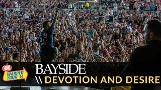 Bayside - Devotion and Desire (Live 2014 Vans Warped Tour)