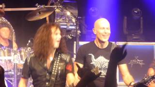ACCEPT - Dying Breed - Linköping 20/9 - 14