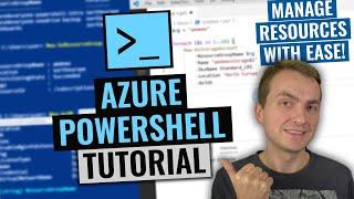 Azure PowerShell Tutorial