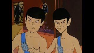 Spock i Spack - Star Trek Przerobiony