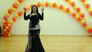 София Гаммаль на 7- Восточном фейерверке в LA COLLINA