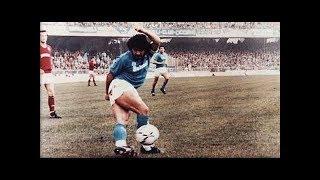 Maradona'nın Pas Becerileri