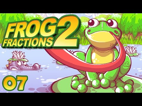 Let's Stream Frog Fractions 2 07