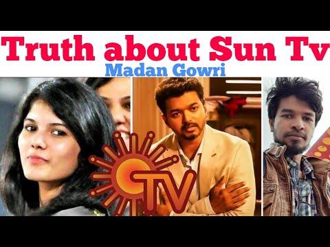 Truth About SUN TV | Tamil | Madan Gowri | MG
