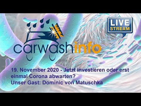 carwashinfo LIVE Folge 29