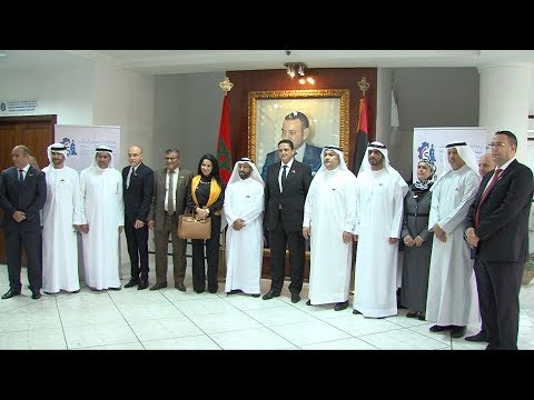 العرب اليوم - شاهد: غرفة التجارة في الشارقة تبحث سبل تعزيز العلاقات الاقتصادية مع طنجة