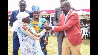 Ruto fights back as some of his allies join BBI - VIDEO